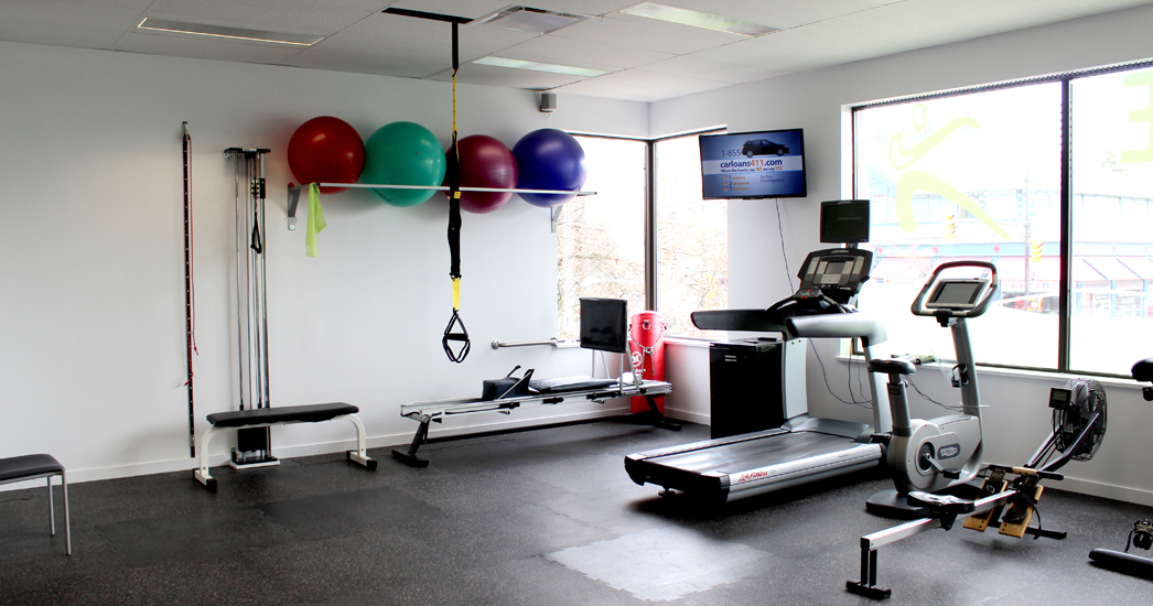 Personal Training Marpole Physiotherapy Vancouver Bc
