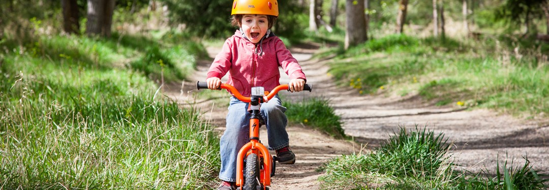 Biking Makes Kids Smarter